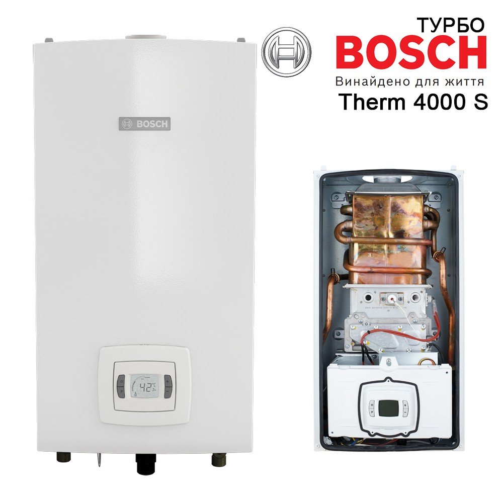 Bosch Therm 4000 S WTD 12 AM E23 7736502892