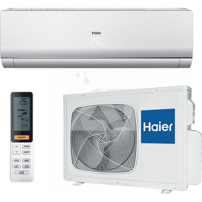 Кондиционеры haier lightera dc-inverter as09ns5era-w/1u09bs3era