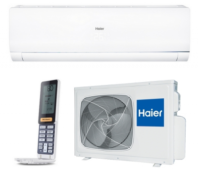 Кондиционеры haier lightera dc-inverter as12ns5era-w/1u12bs3era
