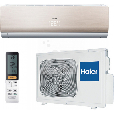 Кондиционеры haier lightera dc-inverter as09ns5era-g/1u09bs3era