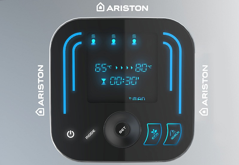 Ariston ABS VLS Evo Inox QH 50 [3626119]