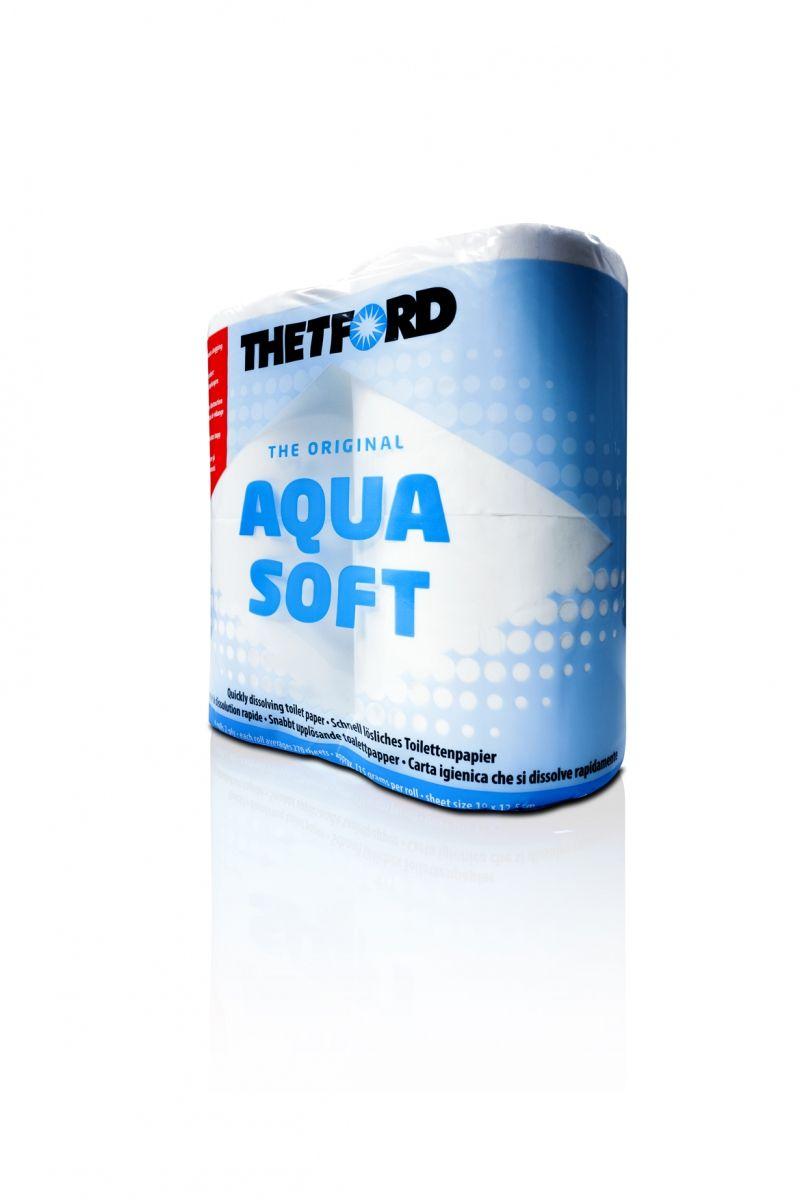 Aqua Soft 4 рул. купить в Минске